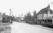 Photo of Post Office And Village 1936, Capel