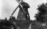 Capel, Shiremark Windmill 1928