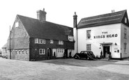 Photo of The Kings Head c1955, Capel