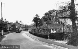 Capel, The Village 1928