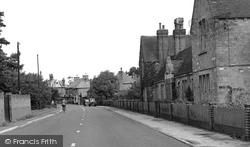 Capel, The Village c.1955