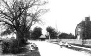 Capel, Vicarage Lane 1906