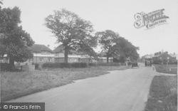 Capel, Village 1924