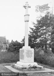 Capel, War Memorial 1924