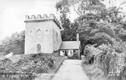Capheaton, The Dovecote c.1960