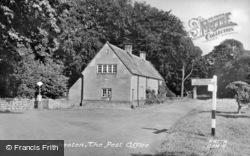 The Post Office c.1960, Capheaton