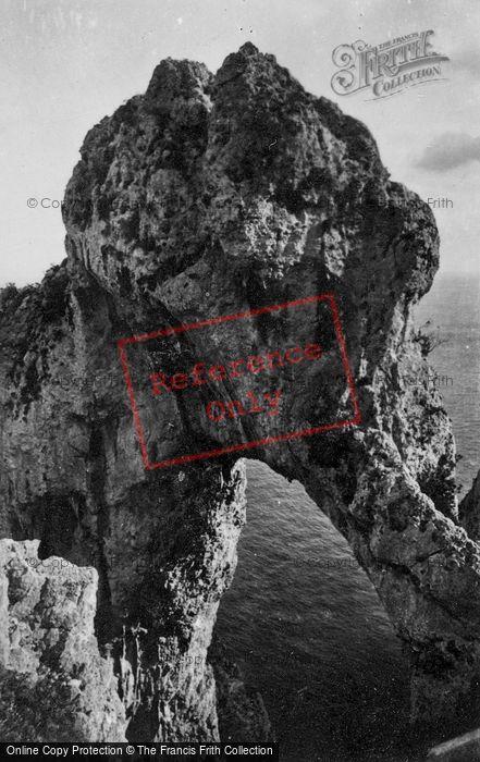 Photo of Capri, Arco Naturale c.1930
