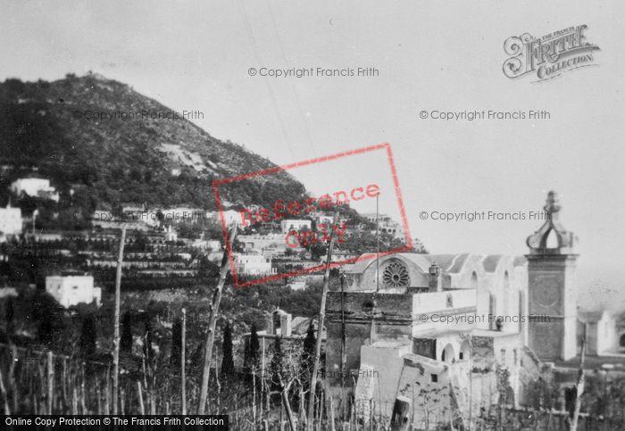 Photo of Capri, c.1930