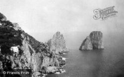 Faraglioni c.1930, Capri
