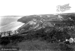 General View 1901, Carbis Bay