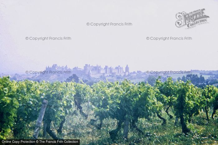 Photo of Carcassonne, Citadel 1994