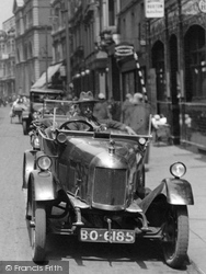 Cardiff, Bullnose Morris 1925