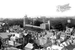 Cardiff, Castle 1893