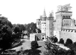 Cardiff, Castle 1931