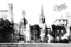 Cardiff, Castle Garden 1893