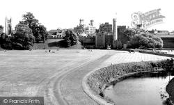Cardiff, Castle Green c.1960