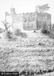 Cardiff, Castle, The Great Keep 1949