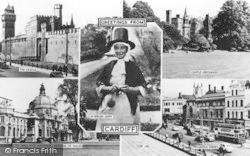 Cardiff, Composite c.1960