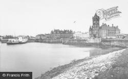 Cardiff, Docks c.1960