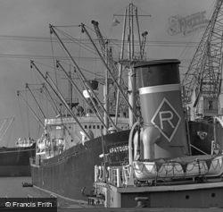 Docks c.1962, Cardiff