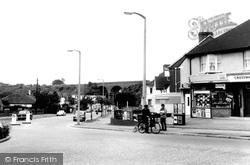 Fidlas Road c.1965, Cardiff