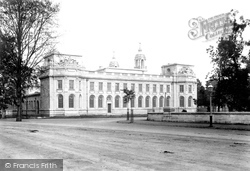 Cardiff, Law Courts 1906