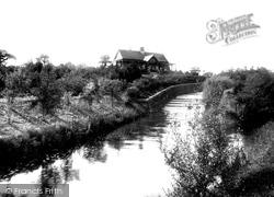 Cardiff, Roath Park 1902