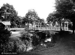 Cardiff, Roath Park 1931