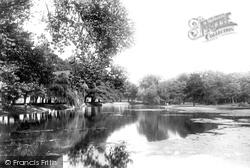 Cardiff, Sophia Gardens 1896
