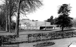Cardiff, Sophia Gardens Pavilion c.1960