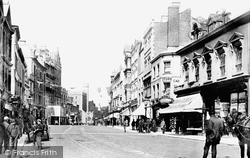 Cardiff, St Mary Street 1893