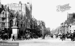 Cardiff, St Mary Street 1902