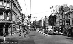 Cardiff, St Mary Street c.1960