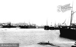 Cardiff, The Docks 1893