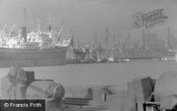 The Docks 1962, Cardiff