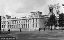 Cardiff, The Law Courts c.1890