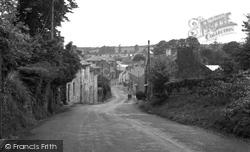 Cardigan, Castle Street 1949