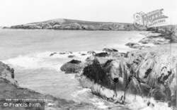 Cardigan, Coast c.1965