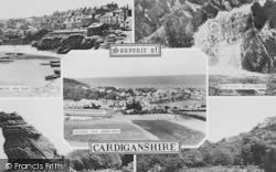 Cardigan, Composite c.1955