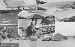 Cardigan, Composite c.1965