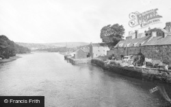 Cardigan, From Pembrokeshire c.1931