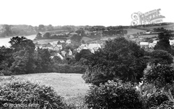 Cardigan, From St Dogmaels 1931