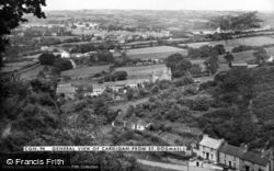Cardigan, From St Dogmaels c.1955