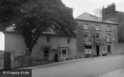 Grosvenor Hotel c.1935, Cardigan