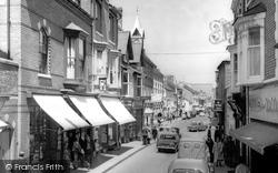 Cardigan, High Street 1968