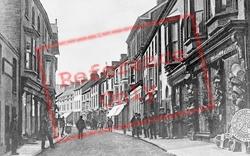 Cardigan, High Street c.1910