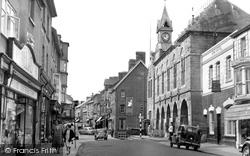 Cardigan, Pendre 1956