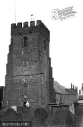Cardigan, St Mary's Parish Church 1949