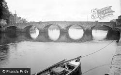 Cardigan, The Bridge 1949