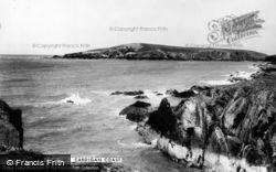 Cardigan, The Cardigan Coast c.1965